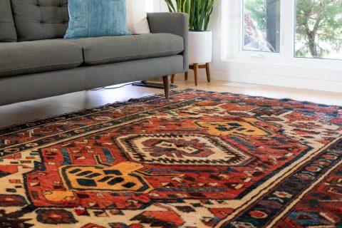 Impregneren meubels en tapijt