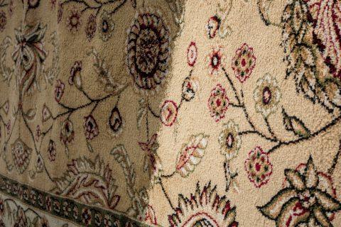 Karpetten reinigen
